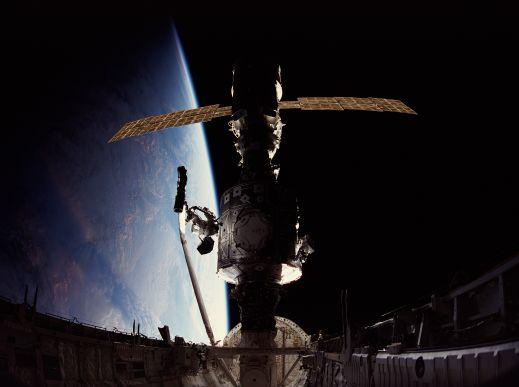 Inicia la Construcción de la Estación Orbital Internacional