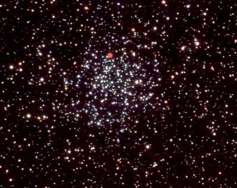 M46 y NGC 2438: joven y viejo