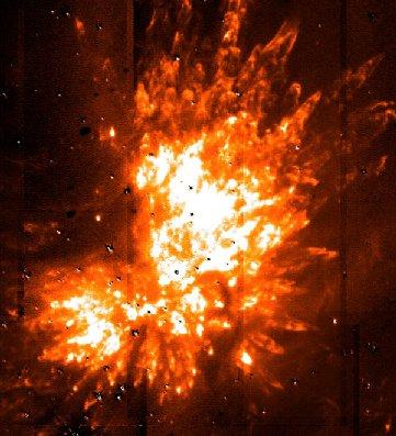 La nebulosa Kleinmann-Low