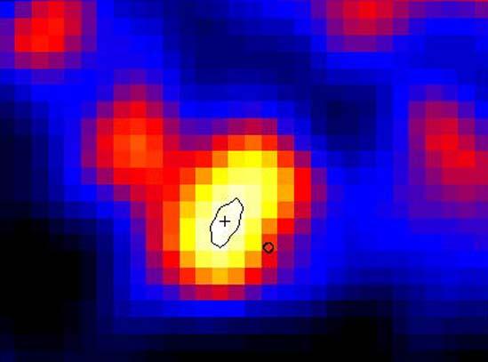El caso de la supernova faltante