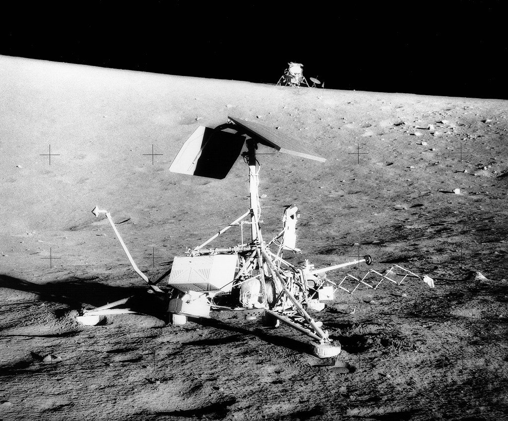apollo 12 surveyor 3 - photo #3