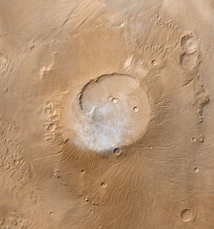 Apollinaris Patera, Volcán de Marte