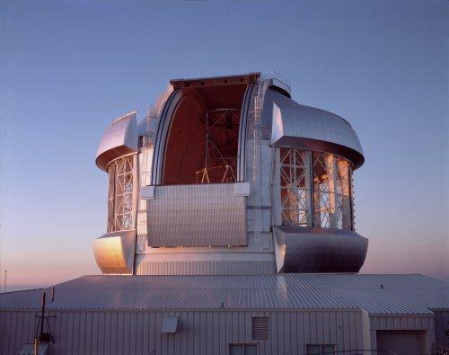 Inaguración del Telescopio Géminis Norte