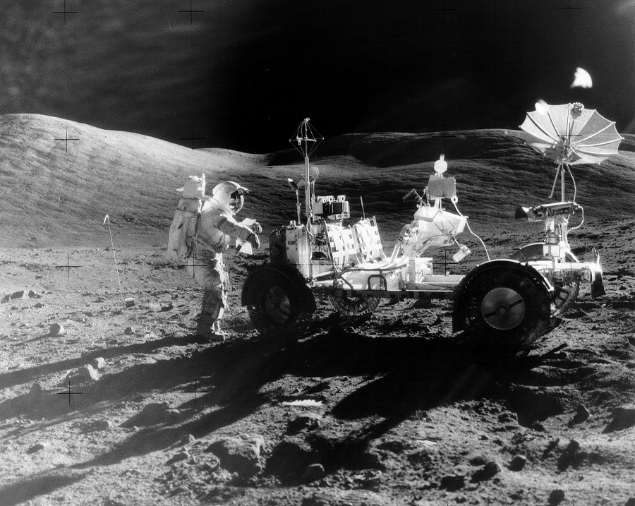 nasa apollo lunar rover - photo #27
