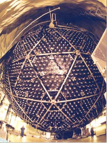 El detector de neutrinos Sudbury