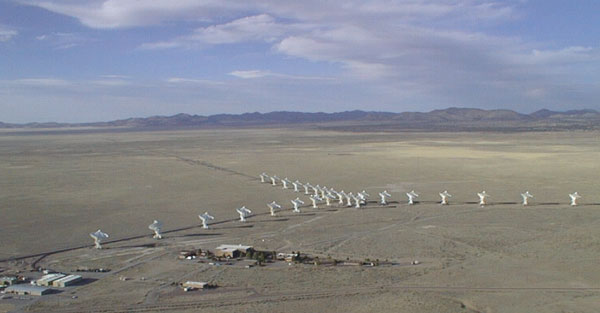 A Very Large Array of Radio Telescopes