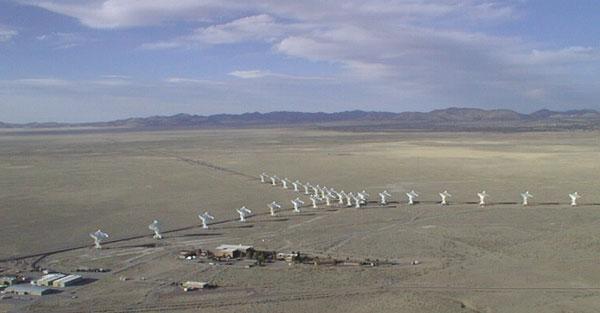 A Very Large Array of Radio Telescopes