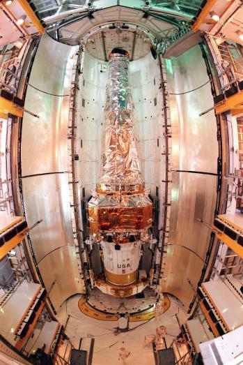 El telescopio de rayos X Chandra
