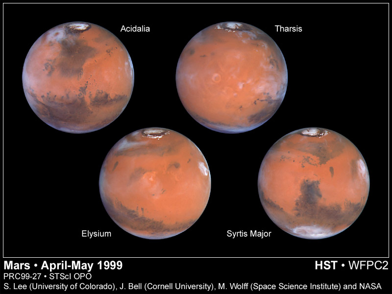 Disclosure Starting in Mainstream Media: Viking Robots Found Life on Mars, Scientists Say Mars4_hst_big