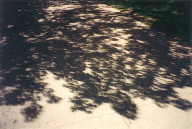 Apod August 13 1999 Eclipse In The Shade