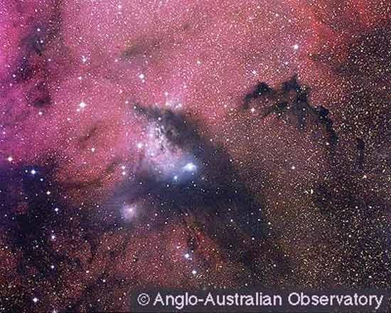 Reflejos en NGC 6188
