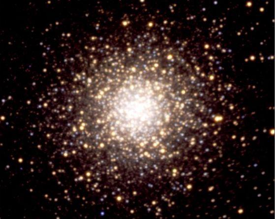 M3: medio millón de estrellas