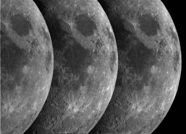 La Cassini fotografía la luna