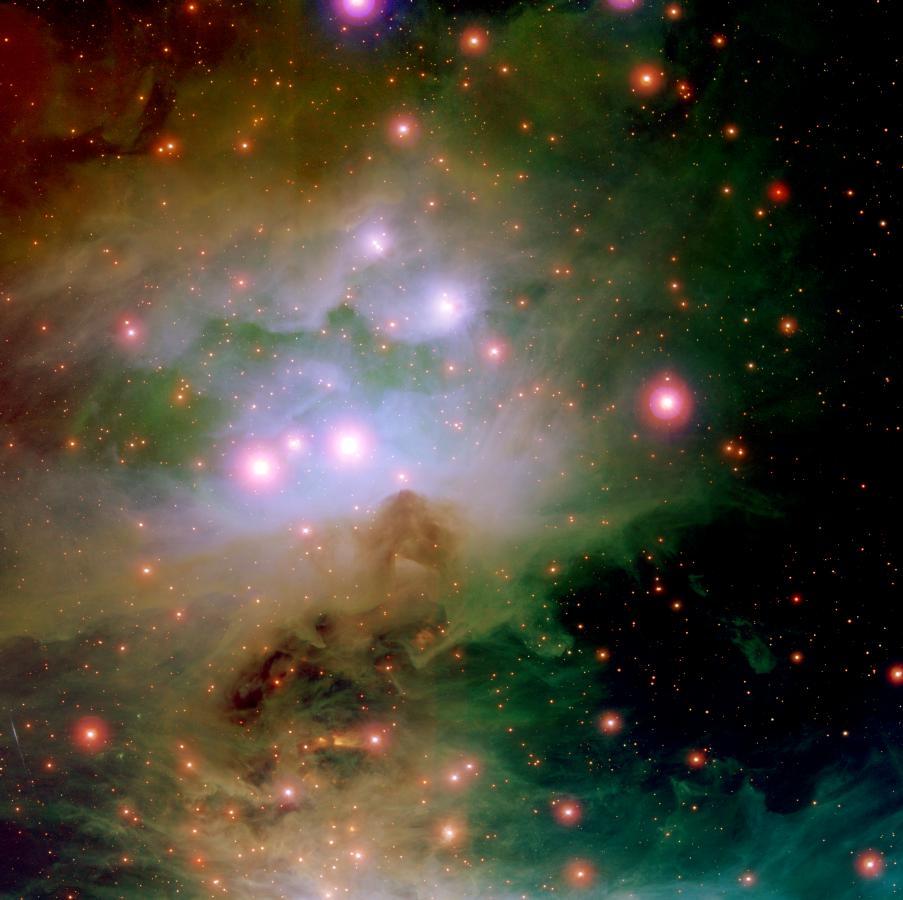 orion btc big - Hubble Telescope & its images