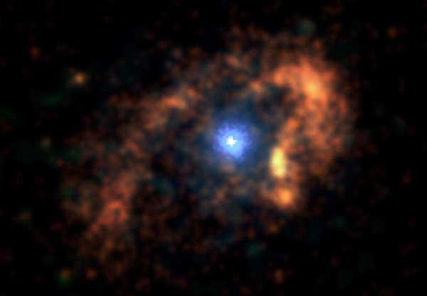 Eta Carinae en rayos X