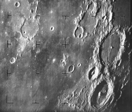 Los Que Estrellan En La Luna