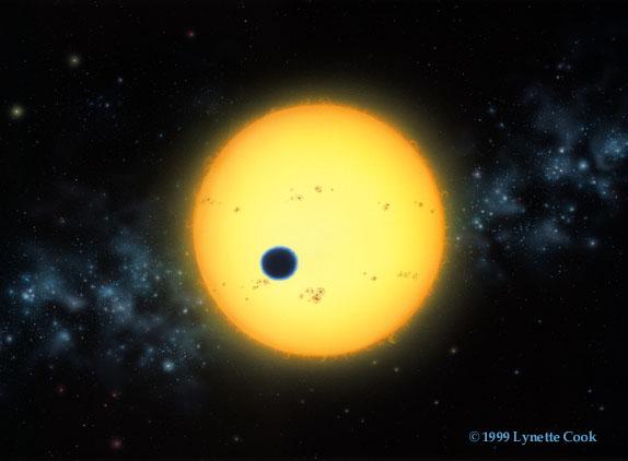 Ve stínu historických planet