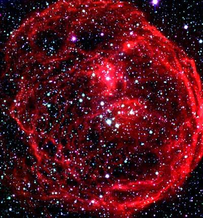 Henize 70:Una Super Burbuja en la LMC