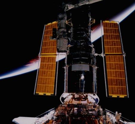 Vacaciones con el Hubble