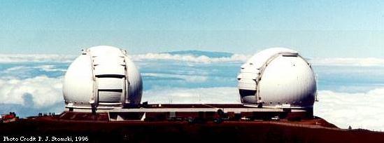 Keck: los telescopios ópticos más grandes