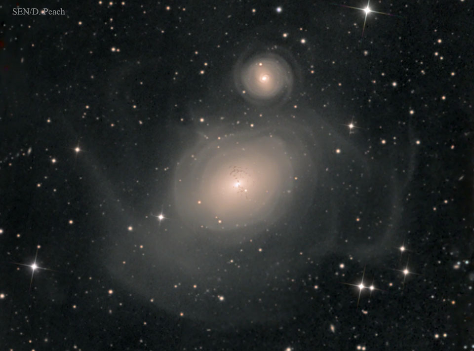 NGC 1316: After Galaxies Collide – bestclickers