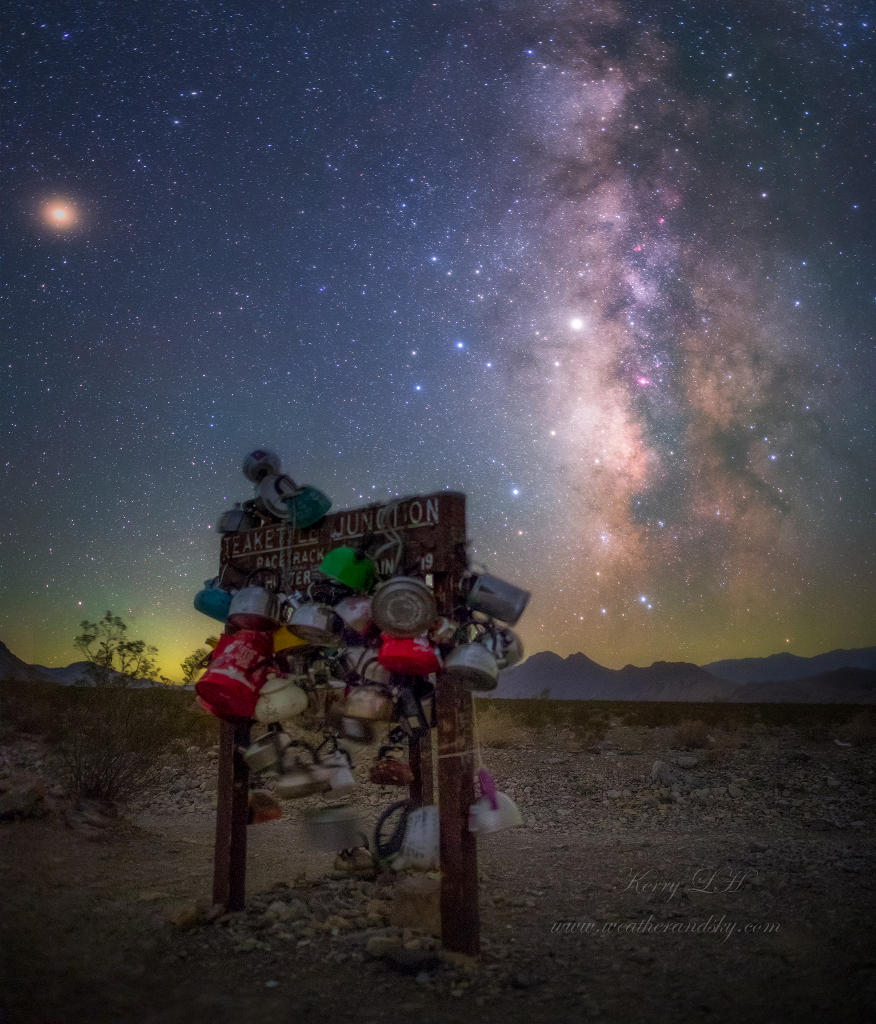 The Teapot and the Milky Way -  The Teapot and the Milky Way