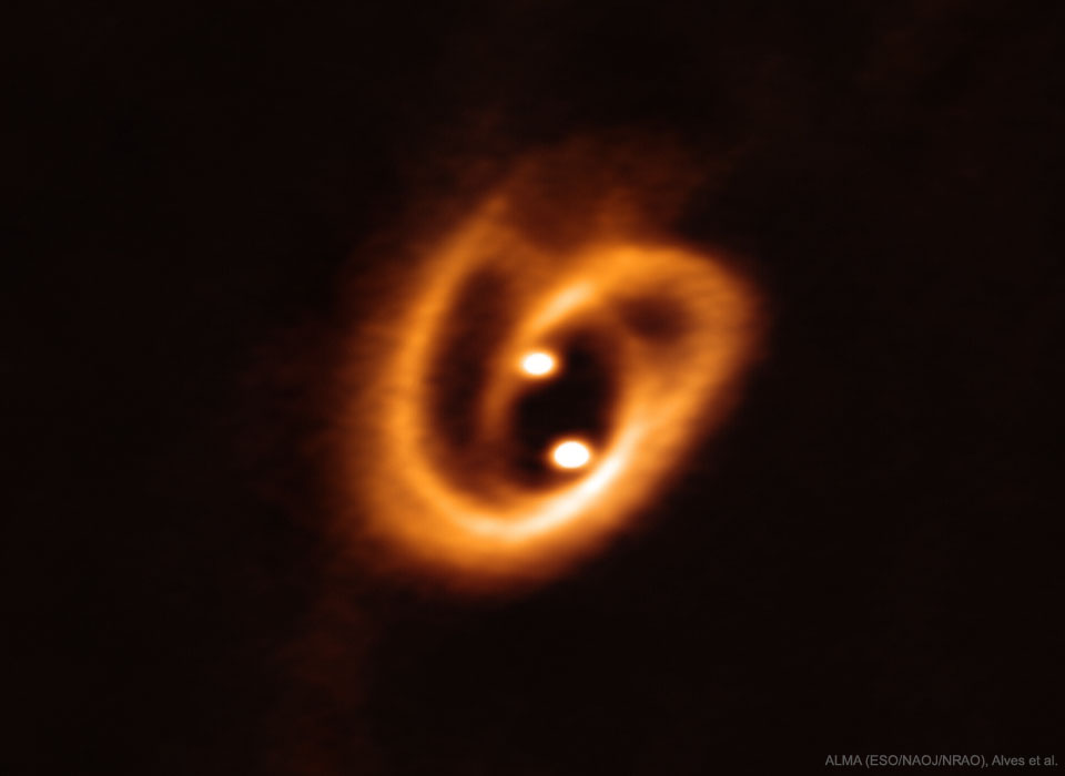 BHB2007: A Baby Binary Star in Formation  -  How do binary stars form?